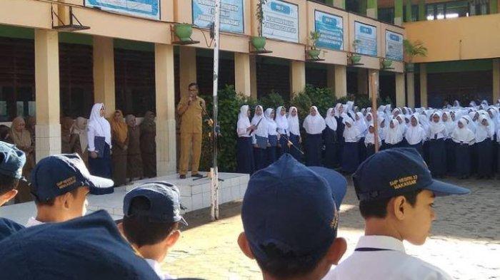 Lama Tak Sekolah, Siswa SMPN 33 Makassar Pilih Jadi Jukir dan Pak Ogah