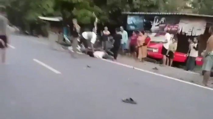 Kasus Tabrak Lari di Tanah Batue Bone Diselesaikan Secara Damai