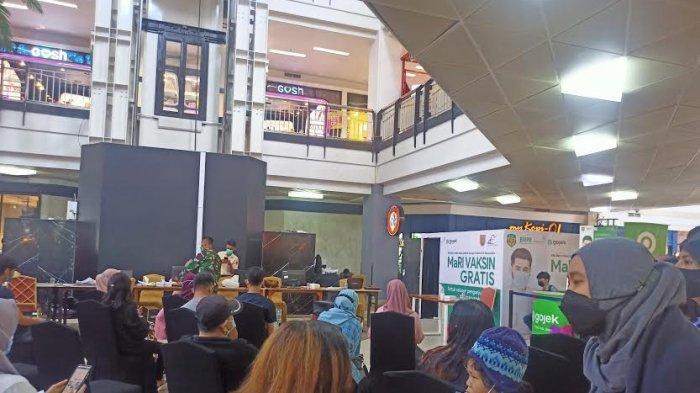 Hari Pertama Vaksinasi Covid-19, Target Kalla Group-Kodam XIV Hasanuddin Tercapai 1.000 Peserta