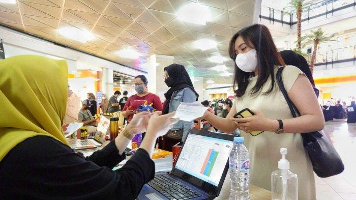 Tiga Hari, 2.400 Warga Ikuti Vaksinasi di MaRI Makassar