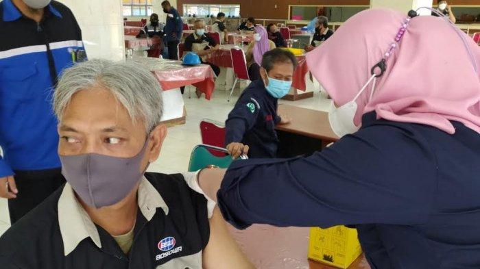 Dua Hari, 600 Karyawan Bosowa Didaftar Ikut Vaksin