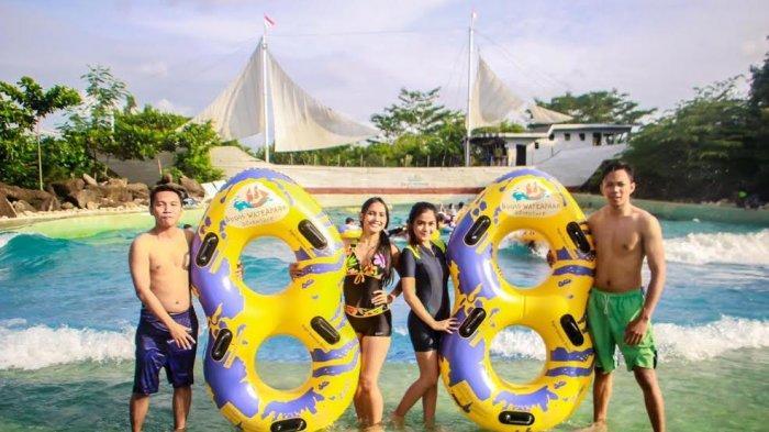 Diskon 50 Persen Masuk di Bugis Waterpark, Cukup Tunjukkan KTP