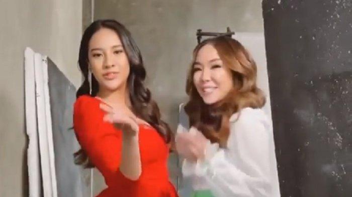 Video Gisel dan Anya Geraldine Diserbu Netizen Kerena Bandingkan Hal Ini, 'Mirip Ya Imutnya'