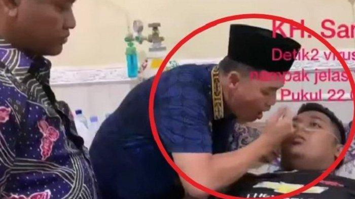 Sosok Masudin dan Sahabat Videonya Viral Hirup Nafas Pasien Covid19 Tak Lama Kemudian Ia Meninggal