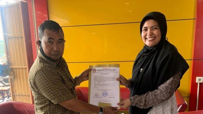 Diam-diam Suhartina Bohari Kantongi Rekomendasi Kosgoro Jelang Musda Golkar Maros, Khianati PAN?