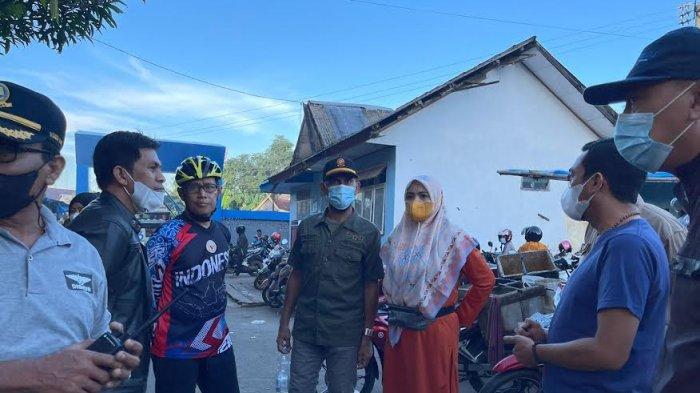 Kunjungi TPI Labuang, Wakil Bupati Maros Suhartina Bohari Soroti Tempat Parkir Semrawut