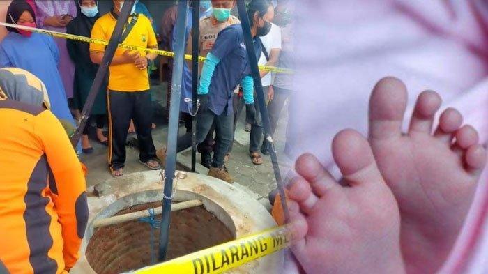 Seorang Siswi SMP Keluar Toilet Klinik Sambil Bawa Bayi, Pergi ke Belakang Lalu Buang ke Dalam Sumur