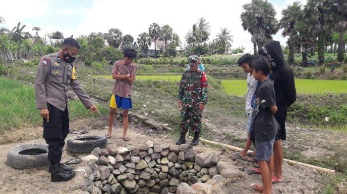 Warga Borong Unti Jeneponto Ditemukan Meninggal di Dalam Sumur