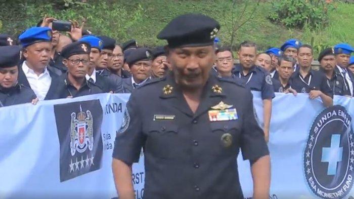 Serius! Gubernur Jenderal Sunda Empire Ancam Negara-negara Tak Mau Daftar Ulang Termasuk Indonesia
