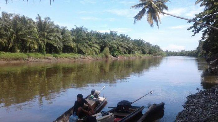 Walhi Sulbar Dalami Dugaan Pencemaran Sungai Barakkang Mamuju Tengah