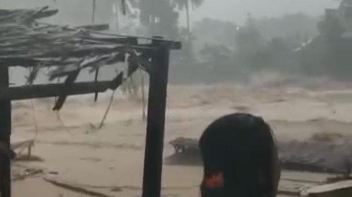 Banjir Rendam 4 Desa di Dua Kecamatan di Luwu, Sebagian Warga Mengungsi