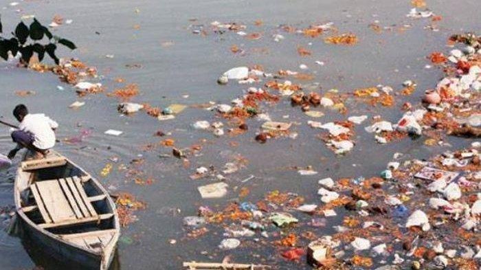 Covid-19 India Kian Ngeri! Foto Ratusan Mayat Terdampar di Tepi Sungai Gangga Ini Penjelasan Resmi