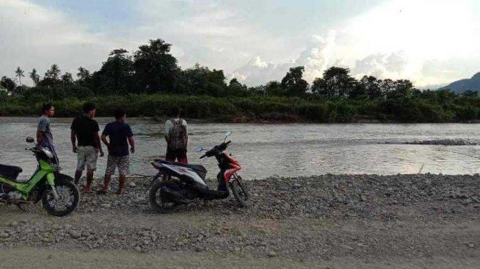 Mandi di Sungai Seriti, Warga Asal Desa Pelalan Luwu Tewas Tenggelam
