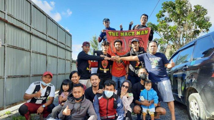 4 Relawan Dikirim The Macz Man Korwil Wamena untuk Aksi Kemanusiaan di Elelim Yalimo