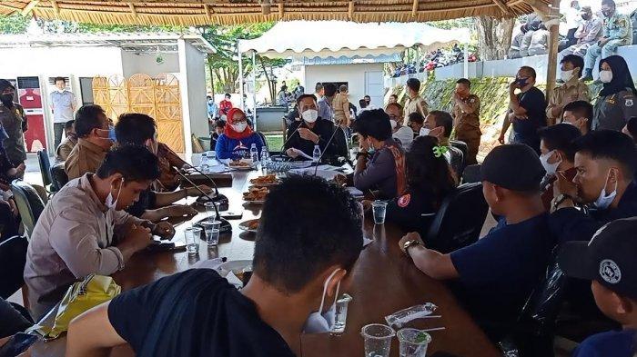 Ketua DPRD Sulbar Minta Penolakan Perkebunan Sawit di Bonehau Diselesaikan di Pemkab, Alasannya?