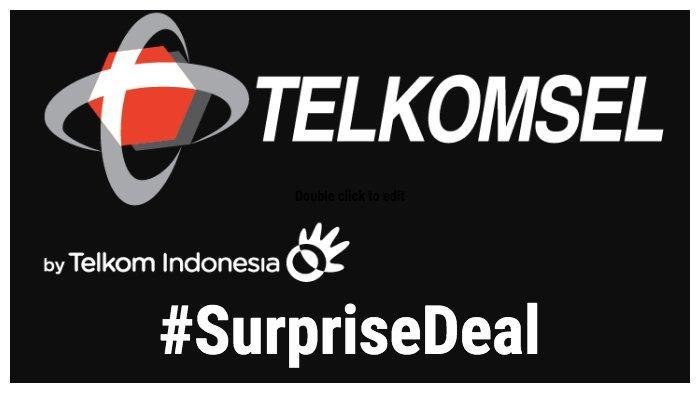 Promo Paket Data Surprise Deal Telkomsel simPATI, Kartu As, Loop, Kartu Halo, Rp60 Ribu hingga 75 GB