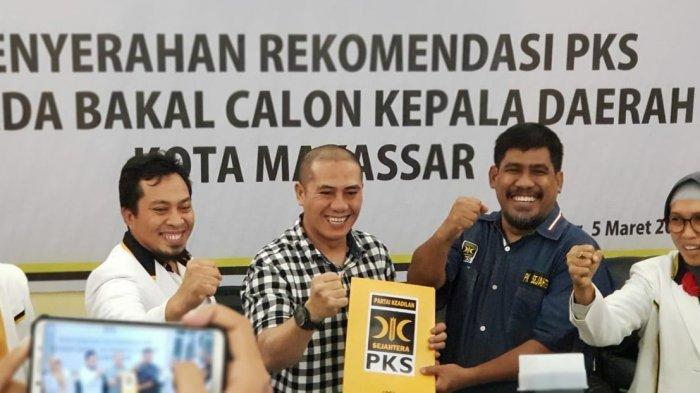 PKS Usung Deng Ical, Suryadarma: Wakilnya Jangan Pasif