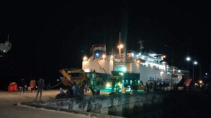 Ribuan Orang dari Kalimantan Mudik ke Sulsel Lewat Pelabuhan Nusantara Parepare