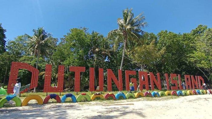Pengelola Pulau Dutungan Barru Batasi Jumlah Pengunjung yang Ingin Menginap