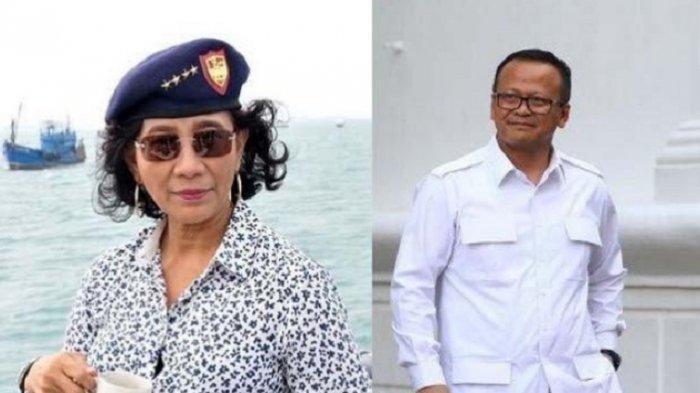 3 Kebijakan Susi Pudjiastuti Ditenggelamkan Menteri Edhy Prabowo: Mungkin Misinya Telah Berubah
