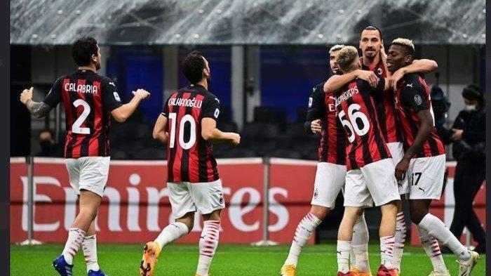 Susunan Pemain AC Milan vs Sparta Praha Pukul 00.40 WIB, & Link Live Streaming Liga Eropa via SCTV