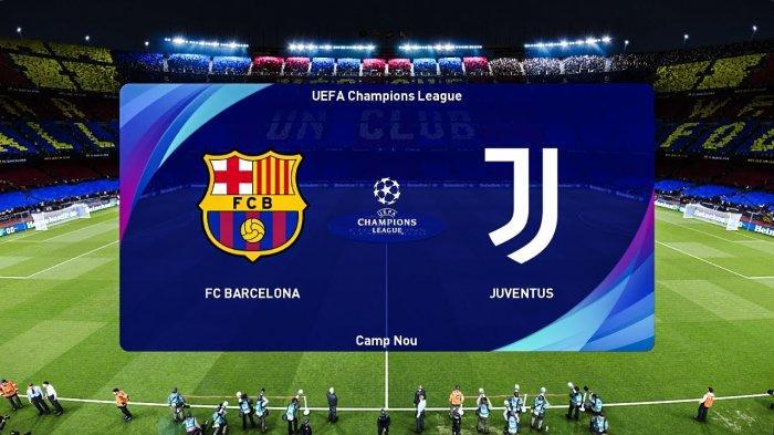 Susunan Pemain Barcelona vs Juventus Liga Champions Malam ...