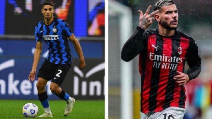 Susunan Pemain dan Live Streaming RCTI AC Milan vs Inter Milan, Panggung Eks Pemain Real Madrid