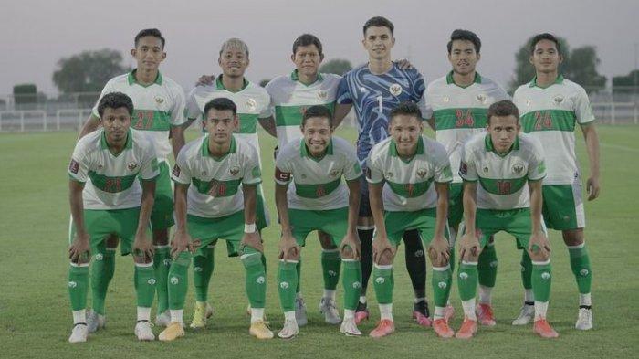 Susunan PemainTimnas Indonesia vs Thailand; Rizky Ridho Gantikan Posisi Nurhidayat, Egy Main