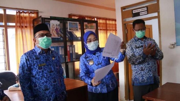 Ada ASN di Mamuju Bolos Hari Pertama Kerja Setelah Lebaran, Bupati; TPP Dipotong Sebulan