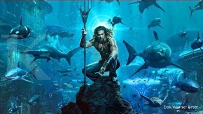 Bakal Tayang Desember 2022, Sekuel Aquaman Akan Berjudul Aquaman and The Lost Kingdom
