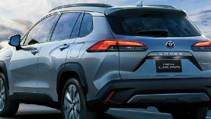 Pesaing Honda CR-V dan Mazda CX-5, SUV Toyota Corolla Cross Bakal Meluncur, Begini Spesifikasinya?