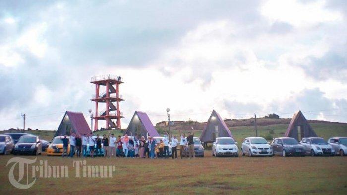 SCI Celebes Chapter Eksplor Wisata Lappa Laona dan Gelar Bakti Sosial