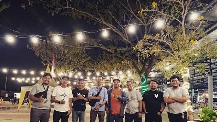 Persiapan Sumpah Pemuda, Member SCI Celebes Kopdar di Sekret Baru