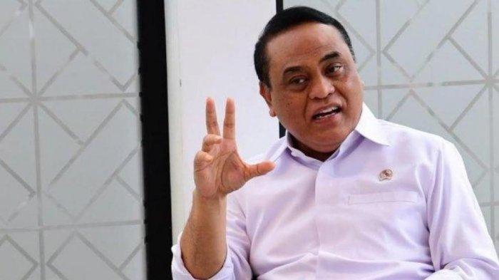 Tokoh Muslim Indonesia sekaligus Wakil Ketua Dewan Masjid Indonesia (DMI), Komjen Pol (Purn) Dr (Hc) Syafruddin