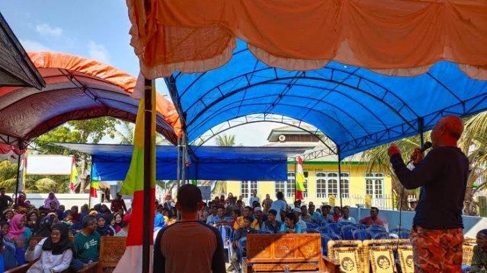 Kunjungi Desa Tampaang, Wabup Pangkep Dengarkan Curhat Warga