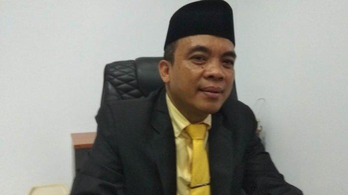 Singkirkan Dua Pesaingnya, Syahruddin M Adam Jabat Ketua DPRD Soppeng