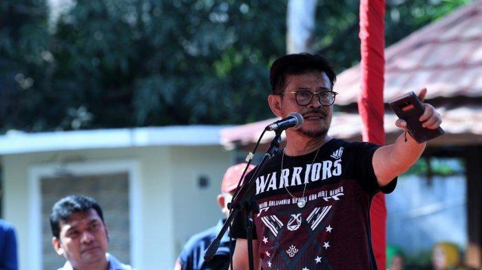 Mentan Syahrul Yasin Limpo Tegaskan Persiapkan War Room Kostra Tani di Kementan