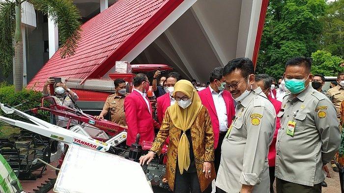 Jamin Kebutuhan Pangan 273 Juta Penduduk Indonesia, Mentan SYL Jalin Kerjasama dengan Unhas