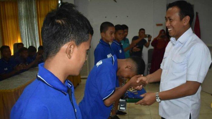 Tim U 15 Takalar Target Juara Piala Soeratin, Syamsari Kitta Sudah Siapkan Anggaran Cukup