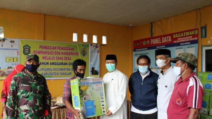 Syamsari Kitta Canangkan Keseragaman Tanaman Setiap Desa di Takalar