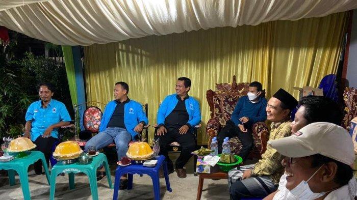 Incar Senayan, Syamsari Kitta Mulai Safari Politik di Selayar