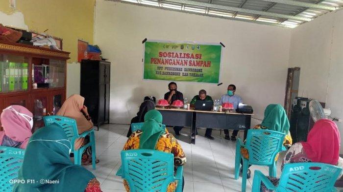 Wajudkan Takalar Bersih, Ini Dilakukan Syamsari Kitta