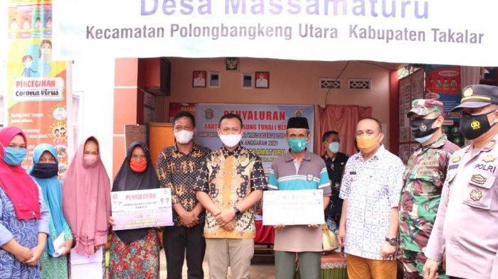 Syamsari Kitta Pilih Kecamatan Polut Pusat Pengembangan Sapi di Takalar
