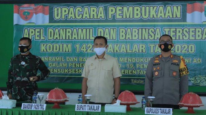 Syamsari Kitta Ajak Danramil dan Babinsa Ikut Berkolaborasi Percepatan Pembangunan di Takalar