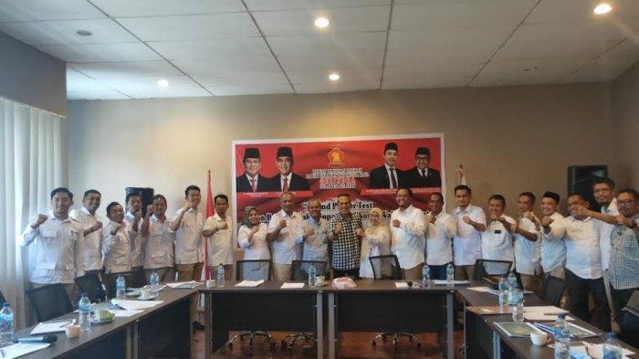 Deng Ical Ikut Uji Kelayakan dan Kepatutan di Gerindra dan PPP Sulsel