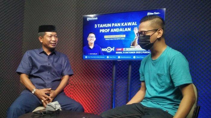 Curhat Syamsudin: Sejak Jadi Anggota DPRD Sulsel Tidurnya Tak Normal, Minta Pemprov Benahi Pendidkan