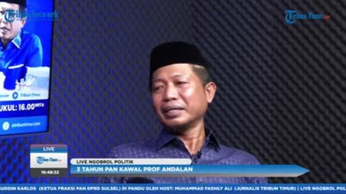Syamsuddin Karlos Ungkap Sekitar 30 Ribu Alumni SMP Gagal Masuk SMA Negeri di Sulsel