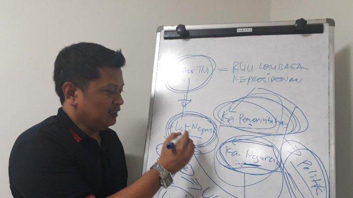 Opini  Syamsuddin Radjab: Jusuf Kalla, Otoritarianisme vs Kepastian Hukum