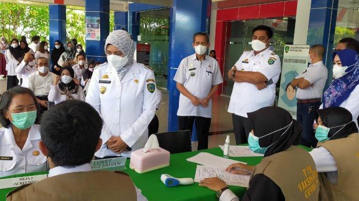 Sempat Zero Kasus, Kabupaten Maros Kembali Konfirmasi 4 Pasien Positif Covid-19