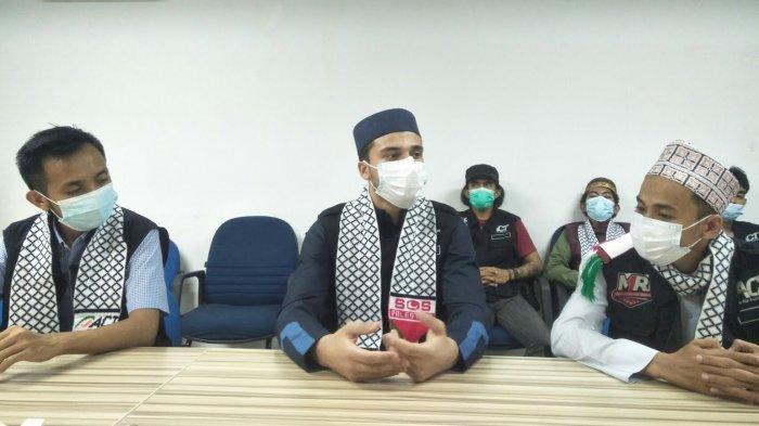 Syekh Ahmad Mustafa Atiyah Misbah Akhiri Roadshow di Tribun Timur